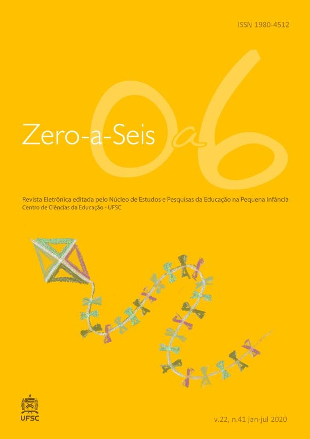 Visualizar V. 22, N. 41 (2020): ZERO-A-SEIS (Jan./Jun.2020)