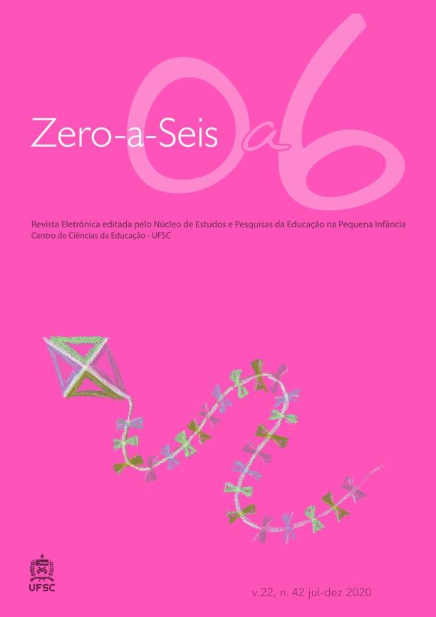 Visualizar v. 22 n. 42 (2020): Professores Homens na Educação Infantil: dilemas, tensões disputas e confluências