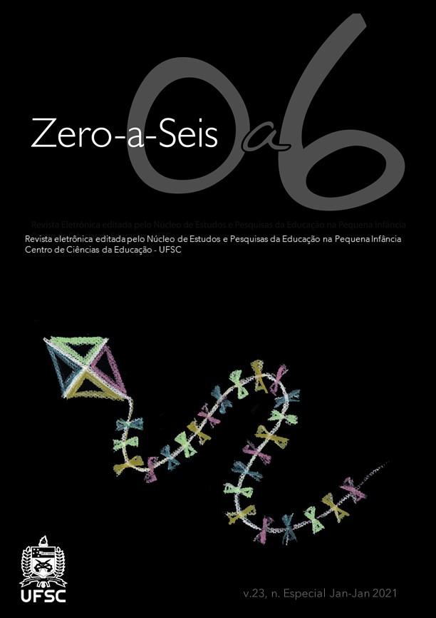 Visualizar v. 23 n. Especial (2021): Dossiê Especial: Educação infantil em tempos de Pandemia