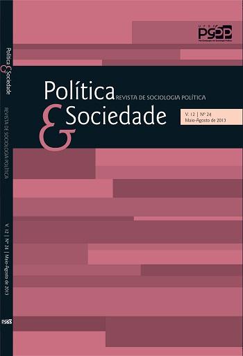 Política & Sociedade Volume 12, Número 24, 2013