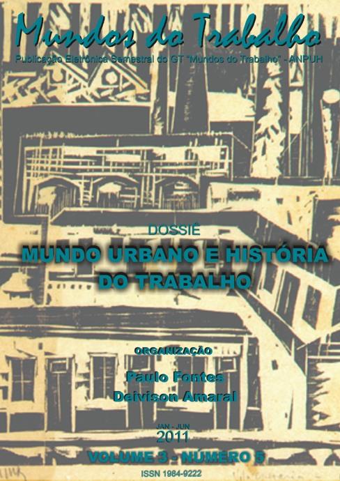 Mundo urbano e história do trabalho