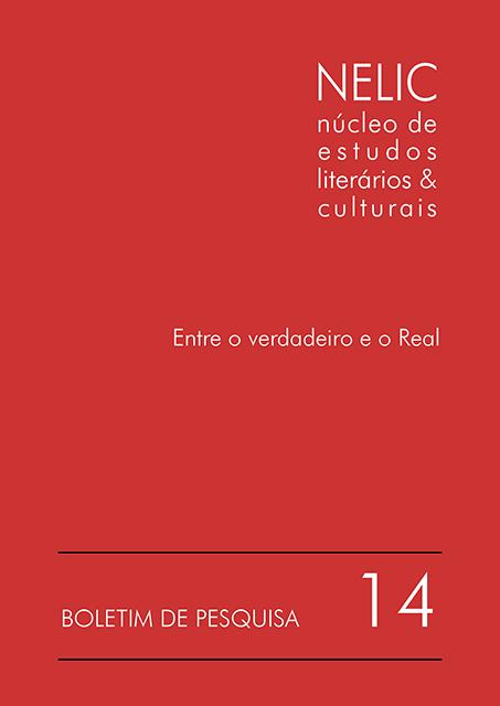 Visualizar Boletim de Pesquisa NELIC v. 9, n. 14 - Entre o verdadeiro e o Real (2009)