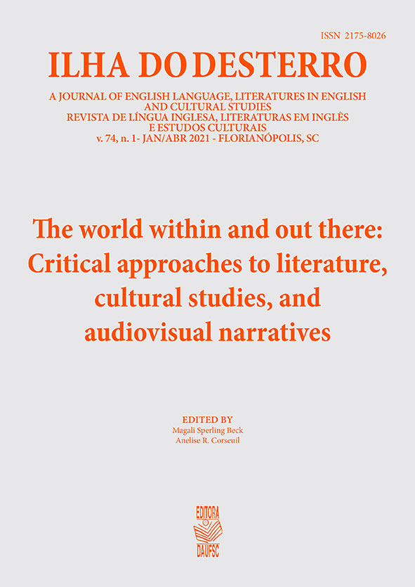 Visualizar v. 74 n. 1 (2021): Literatura