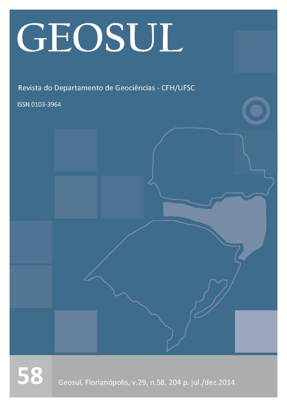 Visualizar v. 29 n. 58 (2014)