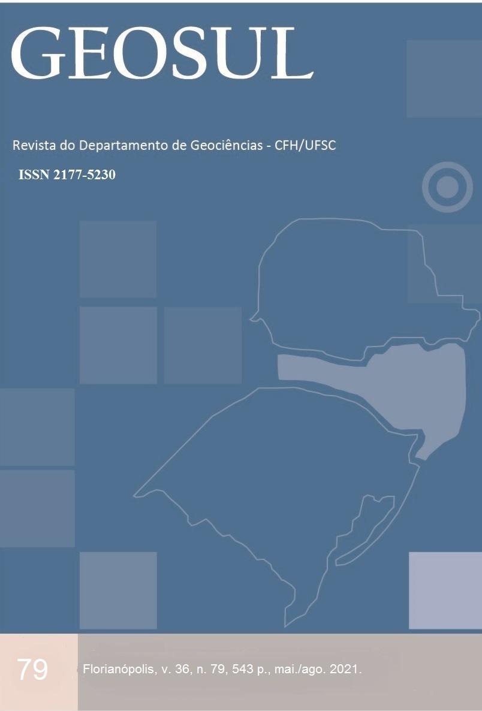 Visualizar v. 36 n. 79 (2021): Geosul n° 79