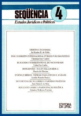 Visualizar V. 03 n. 04 (1982)