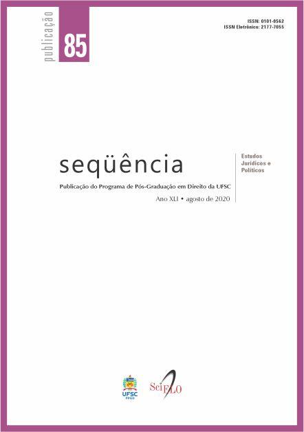 Visualizar v. 41 n. 85 (2020): Seqüência - Estudos Jurídicos e Políticos