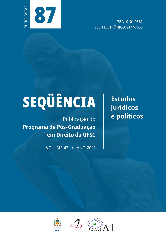 Visualizar v. 42 n. 87 (2021): Seqüência - Estudos Jurídicos e Políticos (Aberto)