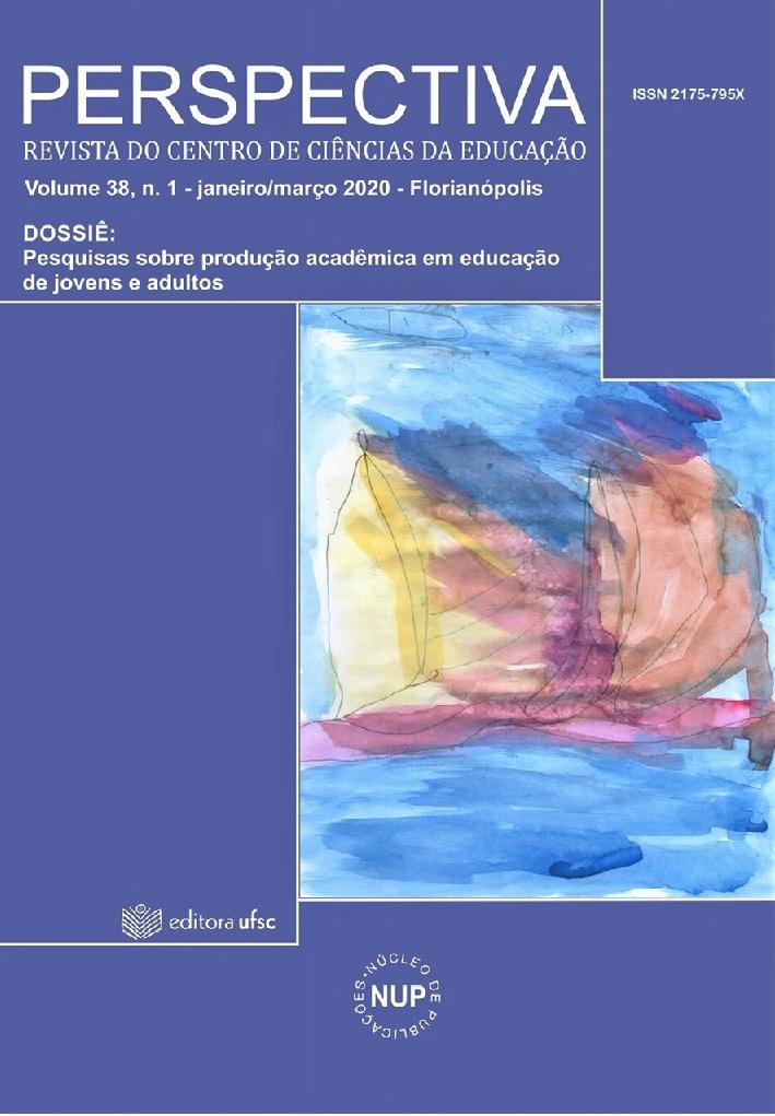 Visualizar v. 38 n. 1 (2020): Dossiê Pesquisas sobre produção acadêmica em Educação de Jovens e Adultos
