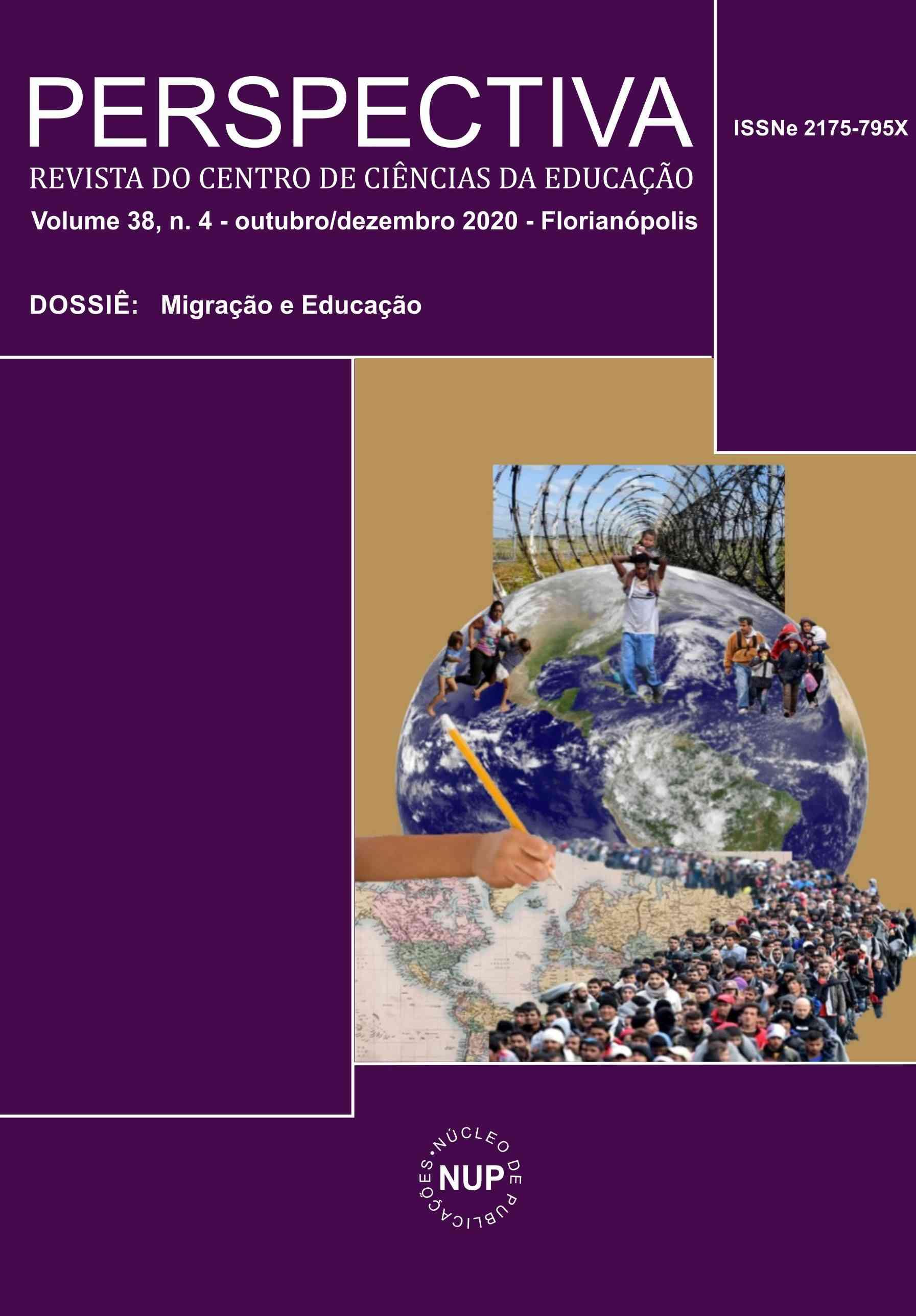 Visualizar v. 38 n. 4 (2020): V38 n4 2020 Dossiê Migração e Educação